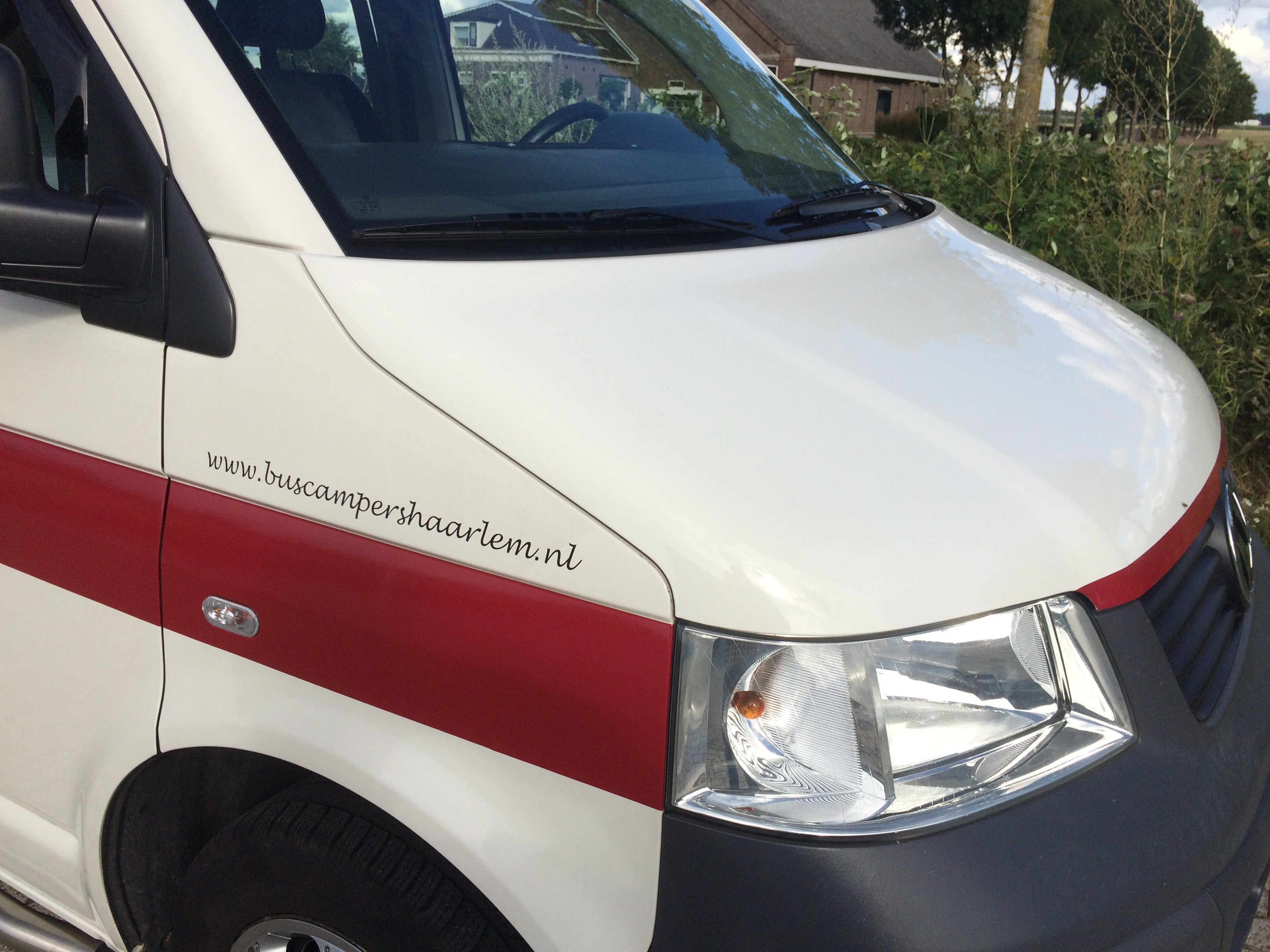 Carwrapping - kleuraccent
